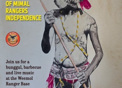 Mimal Independence Poster